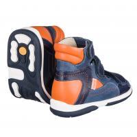 Новинка! Модель: Michael. Цвет: синий/оранжевый.